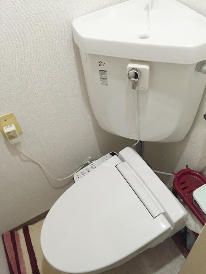 松戸市松戸新田 内装改修工事(トイレ)
