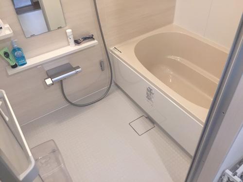 白井市桜台 T様 内装改修工事(トイレ、バス、ガスコンロ他)