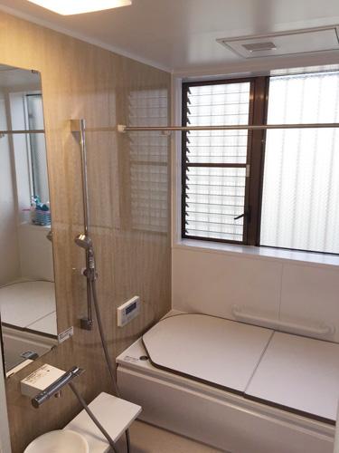 市川市須和田 I 様 浴室改修工事