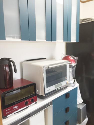 松戸市常盤平 T様 内装改修工事(ダイニング収納編)