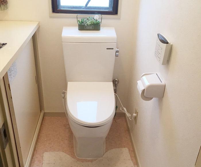 松戸市常盤平 K様 トイレ改修工事
