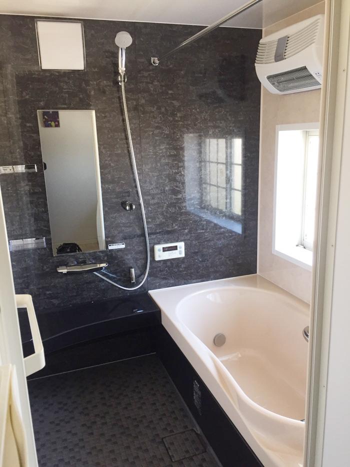 柏市しいの木台 O様 浴室・トイレ改修工事(浴室)