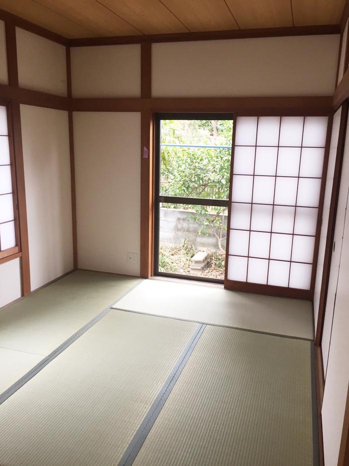 鎌ヶ谷市東初富 I 様 内装改修工事(4部屋をリフォーム)