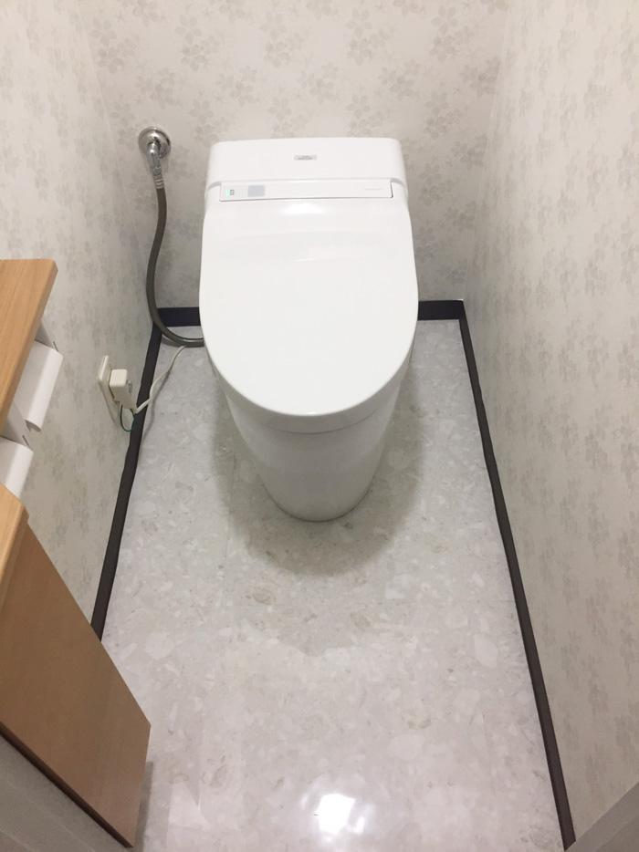 松戸市五香西 A様 トイレ改修工事