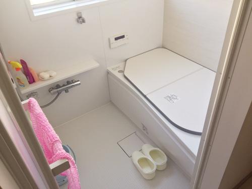 鎌ケ谷市鎌ヶ谷 K様 浴室改修工事(在来からユニットバスへ)