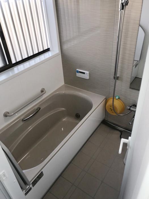 バスルームのリフォームをしました。タカラスタンダードのレラージュ使用です。